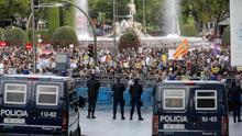 Nueve manifestantes en el 'Rodea al Congreso' de diciembre de 2013 se enfrentan a seis años de cárcel cada uno