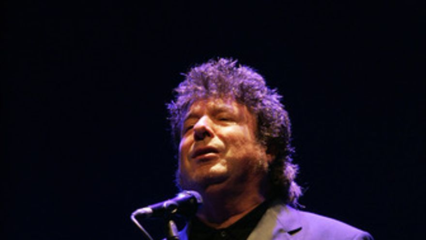 El cantaor Enrique Morente