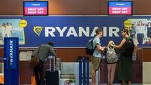 Huelga de Ryanair durante los días 25 y 26 de julio.