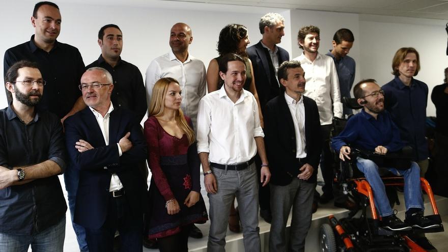 Podemos se marca como sus dos grandes objetivos en las autonómicas ganar Madrid y la Comunidad Valenciana