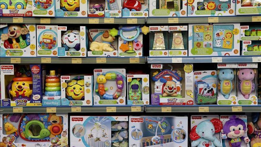 El juguete prevé aumentar sus ventas un 1 por ciento este año tras leves caídas