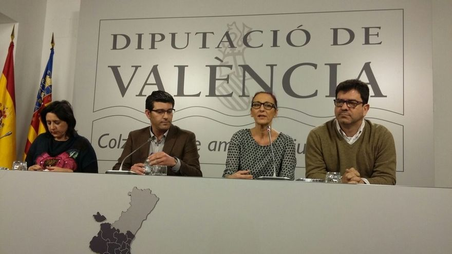 """Altur (Compromís) propone suspender su actividad en la Diputación y muestra su """"perplejidad"""" por su citación"""