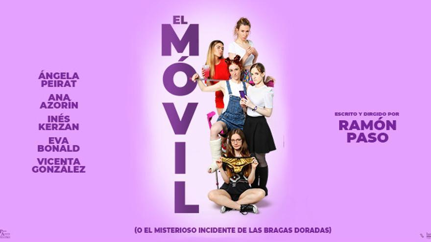 El móvil, Teatro Lara de Madrid