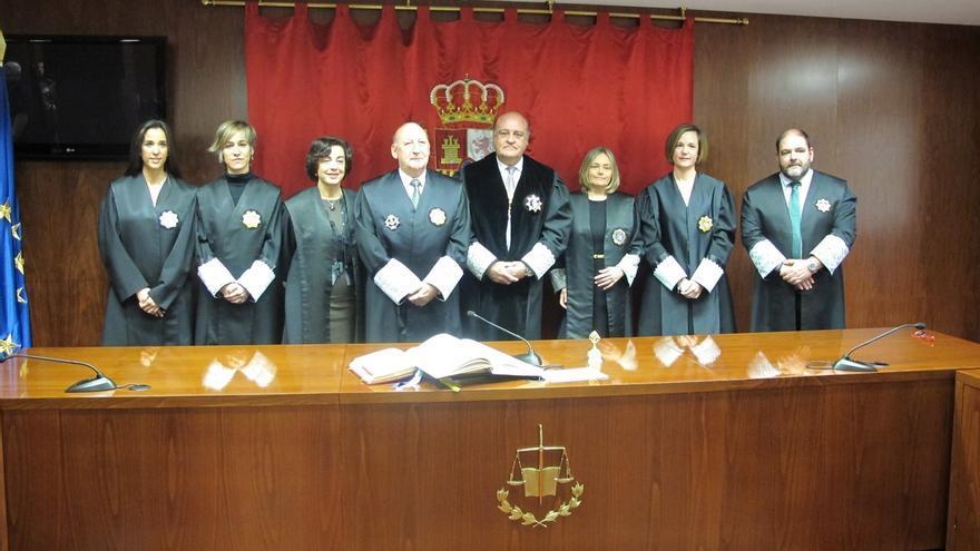 Toman posesi n las cuatro nuevas juezas de la sala de for Sala 4 tribunal supremo