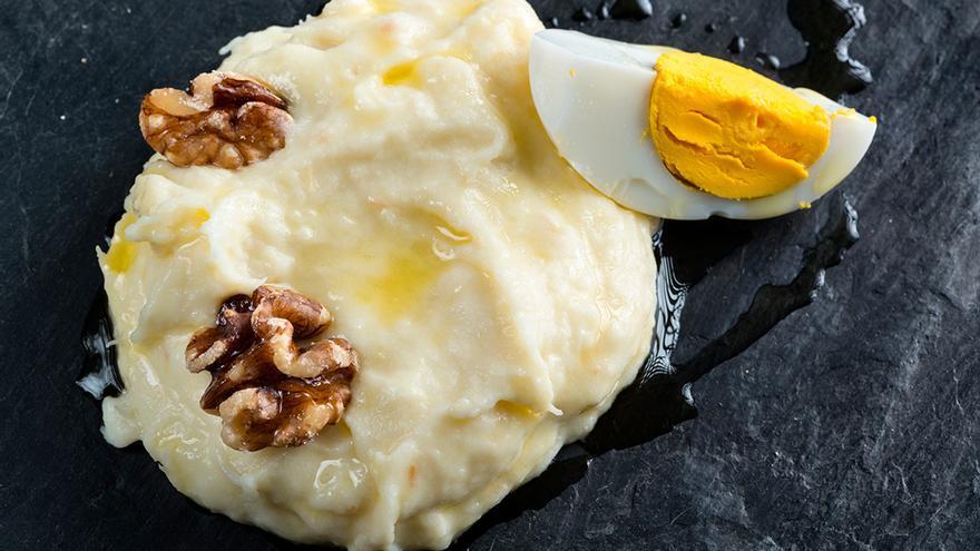 Atascaburras, uno de los platos típicos de Albacete