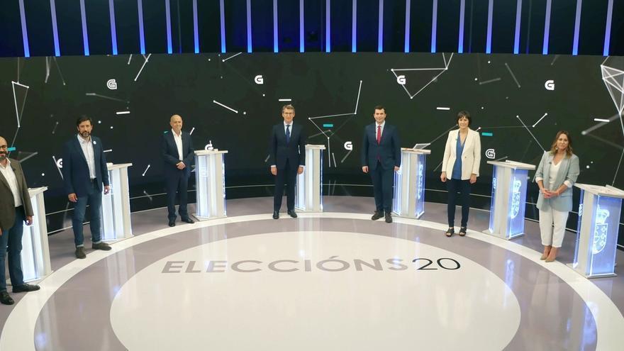 Feijóo defiende su gestión de la pandemia ante críticas del resto de partidos