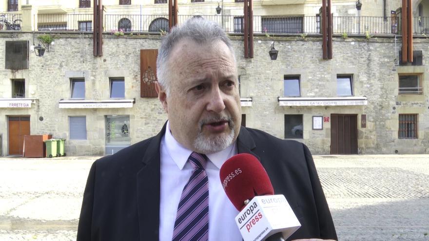 """Krakenberger pide a la ciudadanía que """"no olvide"""" a Ibar y le apoye hasta su libertad porque sigue """"la injusticia"""""""