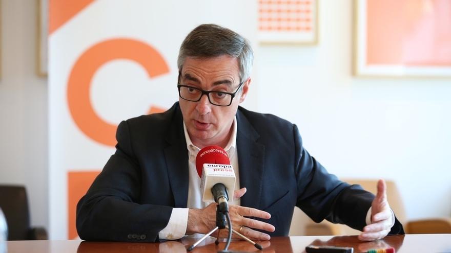 Cs celebra que el Congreso dirima responsabilidades políticas por la Caja B del PP y no descarta citar a Rajoy y Aznar