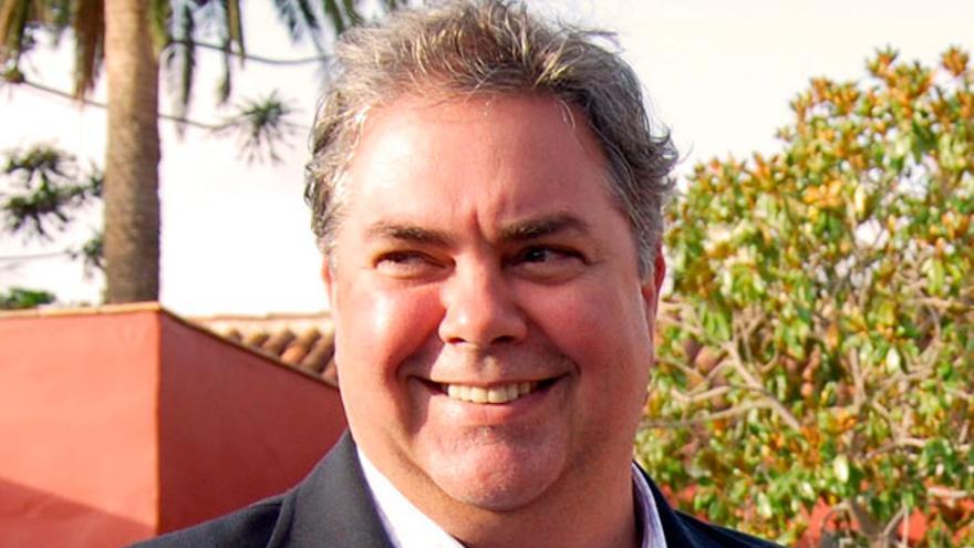 El expresidente de Asaga-Canarias, Henry Sicilia