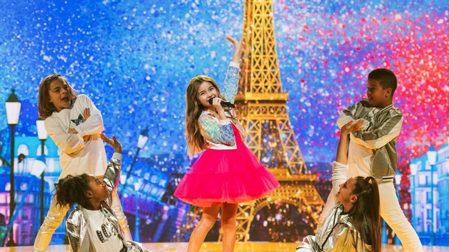 Valentina, ganadora de Eurovisión Junior 2020