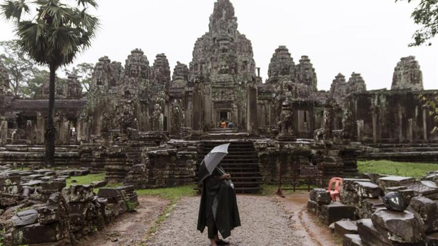 """""""Angkor Drug"""", la otra cara de los famosos templos camboyanos"""
