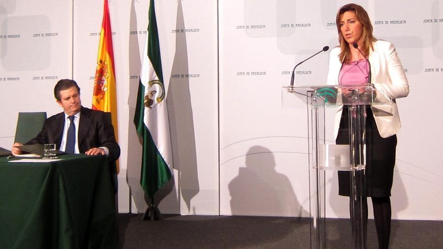 Junta y Endesa firman un convenio por el que la compañía invertirá 15 millones para becas en dos años