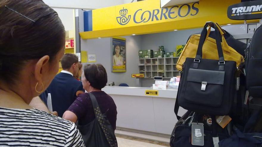 Las empresas canarias comienzan a mirar hacia el exterior for Correos es oficina virtual