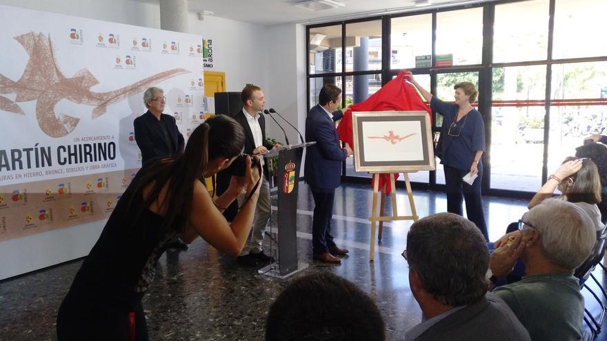 Presentación de la obra de Martín Chirino 'Otro infinito sobre Canarias'