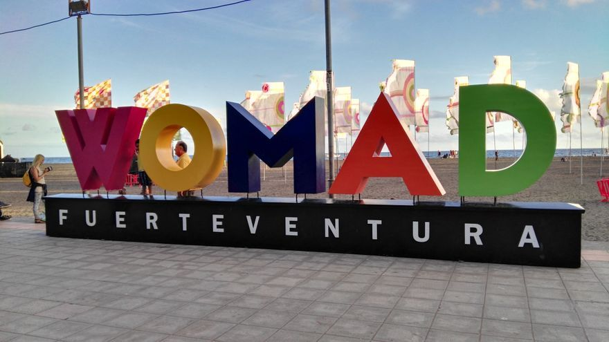 Tercera edición del WOMAD Fuerteventura 2017 (Nidia García)