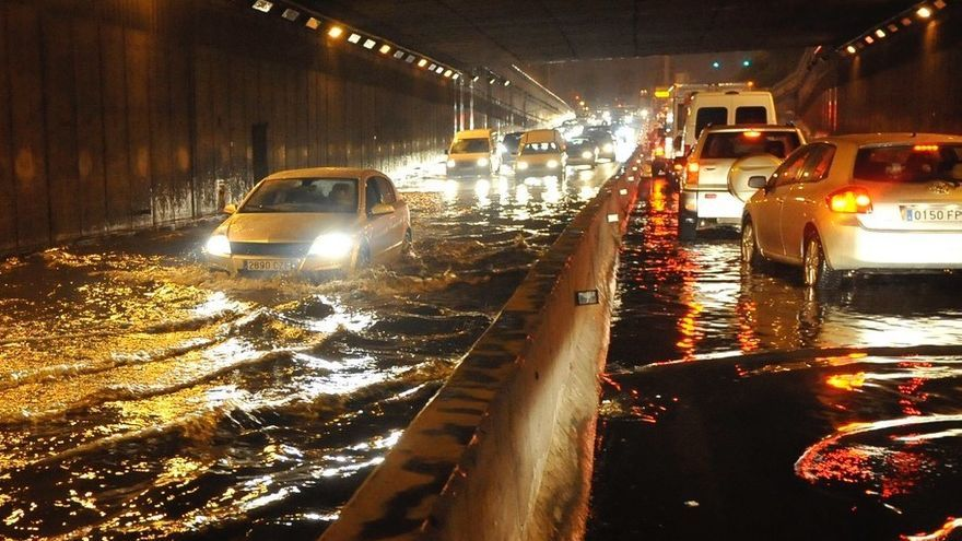 Inundación de Julio Luengo