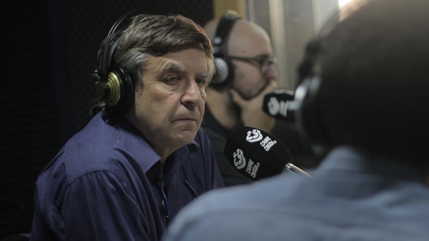 Carlos Fernández Liria filósofo, escritor y ensayista visita la Carnicería