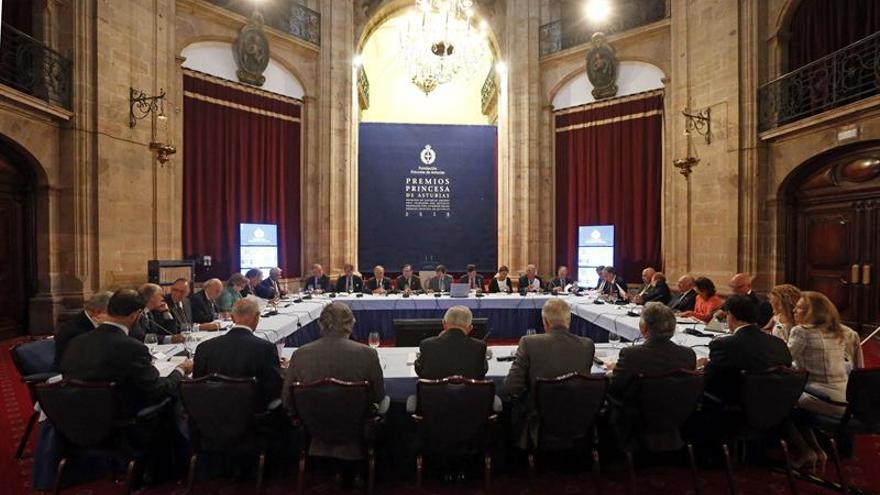 El jurado falla el Premio Princesa de Asturias de la Concordia