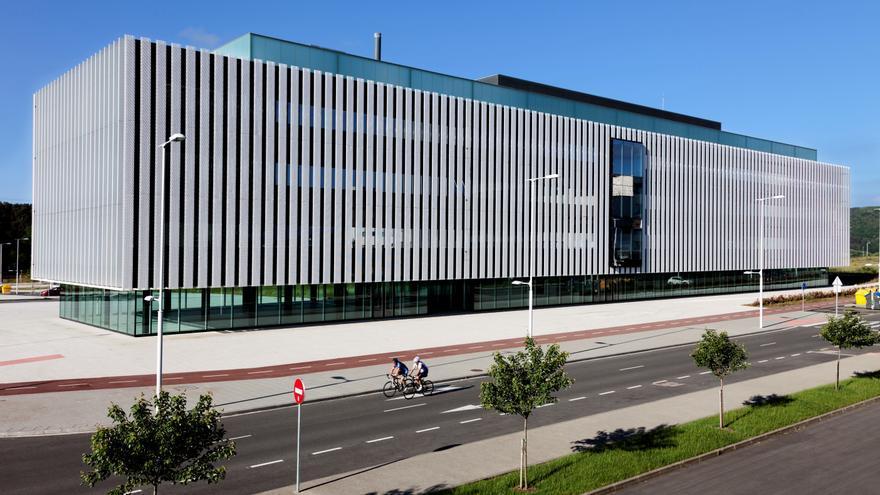 Edificio Sede del Parque Científico de la UPV.