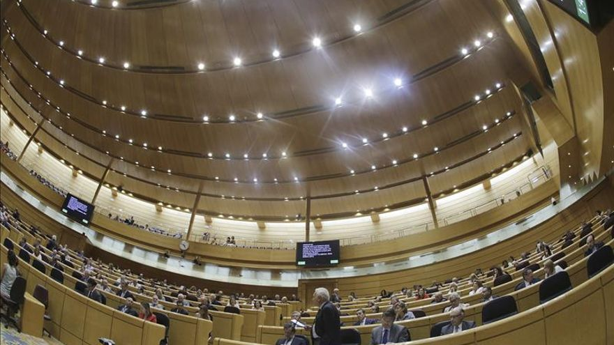 El Senado aprueba la reforma del sistema de protección de la infancia