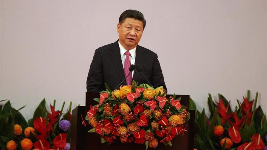 Xi Jinping: cualquier desafío al poder del Gobierno central es inadmisible