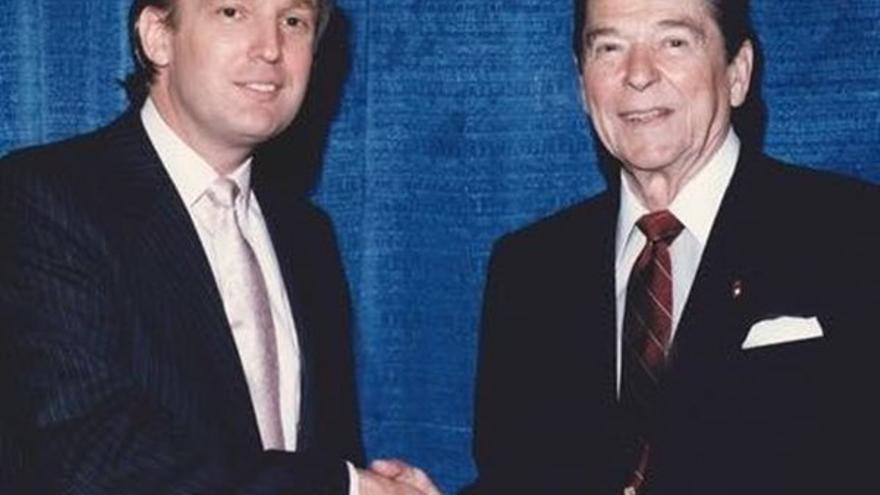 Regreso al Futuro: la batalla económica entre Reagan y Bill Clinton