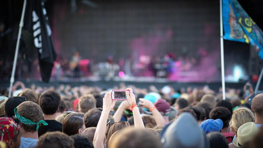 Ahora, los propios organizadores de eventos son los que promueven el uso de las redes sociales