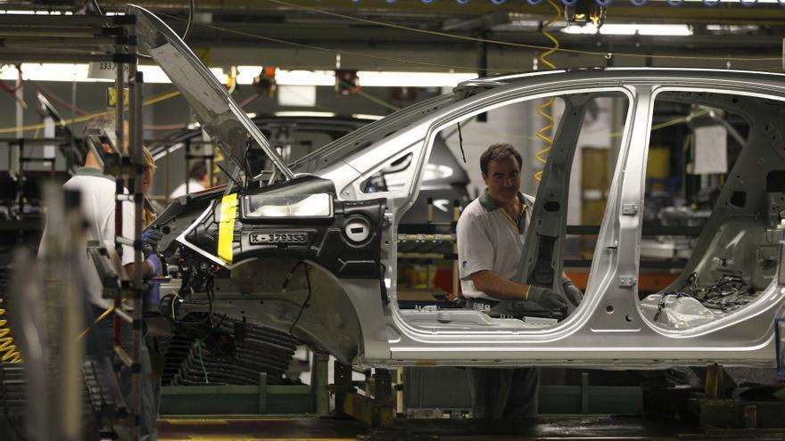 En Opel España hay unos 3.000 trabajadores que dependen de subcontratas
