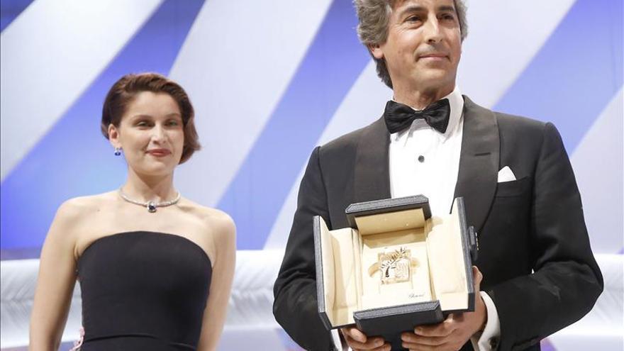 El premio al mejor actor de la 66 edición del Festival de Cannes