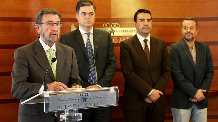 Parlamento andaluz publicará agenda, actividad y tributación de diputados y permitirá a ciudadanos enmendar leyes