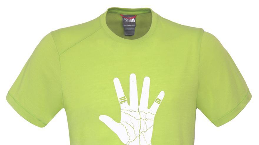 Sorteo Campobase camiseta Short Sleeve Crimp The North Face