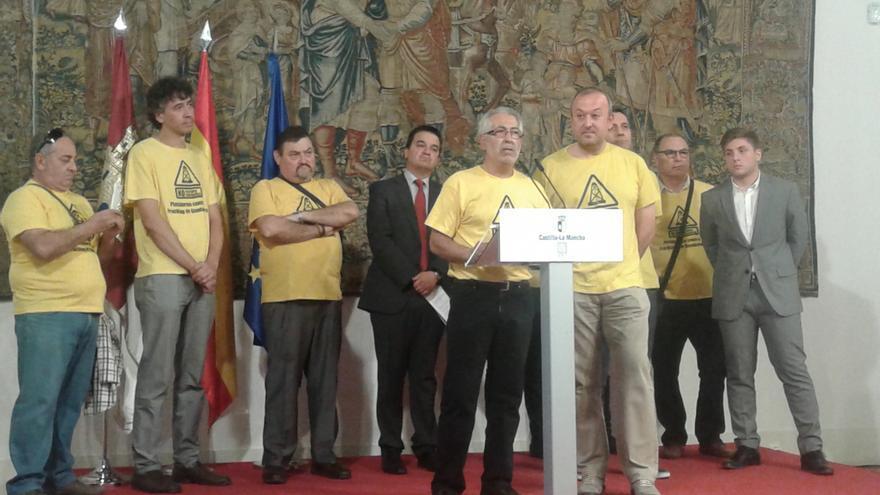 Gobierno de Castilla-La Mancha con plataformas antifracking