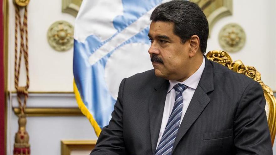 """Maduro niega impagos de Pdvsa y acusa a JP Morgan de los """"ataques"""" a Venezuela"""