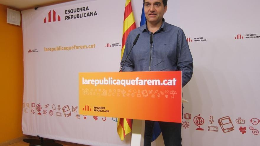ERC cree que la detención de Venturós no condicionará los Presupuestos y apoya a los Mossos