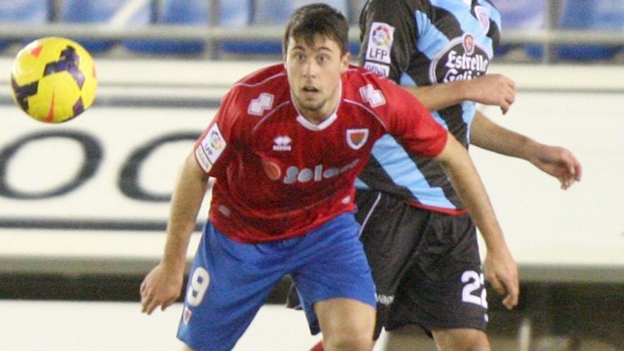 Martín tiene 23 años y ha jugado en la categoría de plata en las tres últimas temporadas.