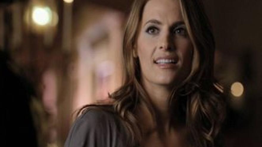 Stana Katic, Beckett en 'Castle', manda un mensaje en castellano a los fans españoles