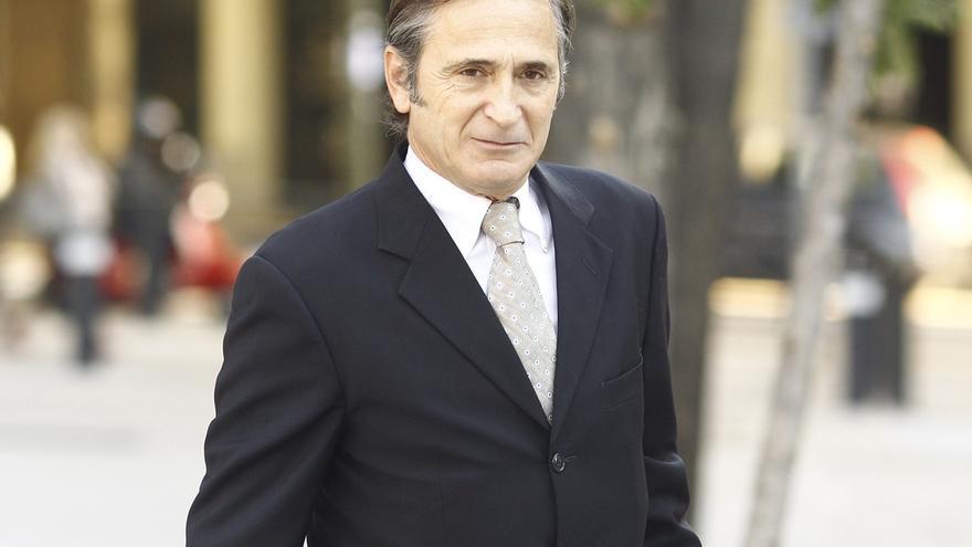 Josep Pujol, dirigiéndose a la Audiencia Nacional