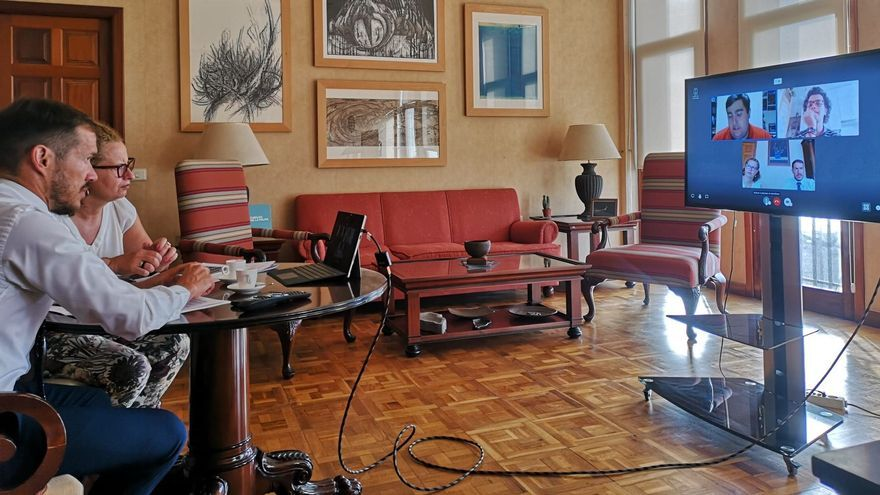 El Cabildo impulsa comisiones de trabajo para la elaboración del reglamento del Consejo de la Juventud de La Palma
