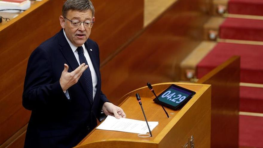 Puig ve preocupante el nuevo Gobierno y pide una mirada diferente a la Comunidad Valenciana