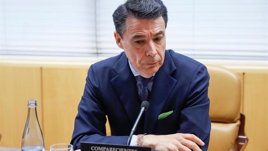 El juez permite que Ignacio González vuelva a su puesto en el Ayuntamiento de Madrid