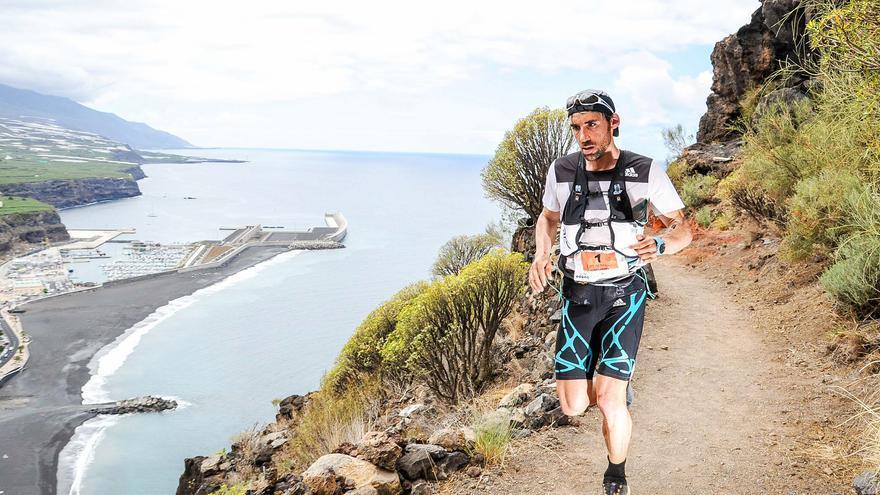 Luis Alberto Hernando en La Palma
