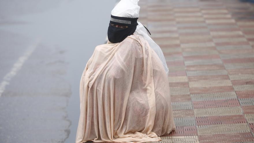 El Gobierno Sri Lanka propone la prohibición del uso del burka