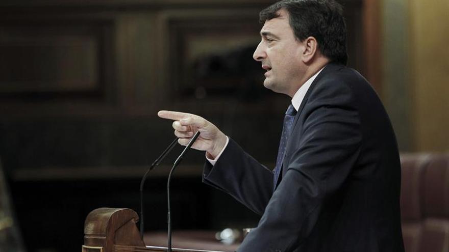"""El PNV decide """"por responsabilidad"""" votar sí a los Presupuestos Generales"""