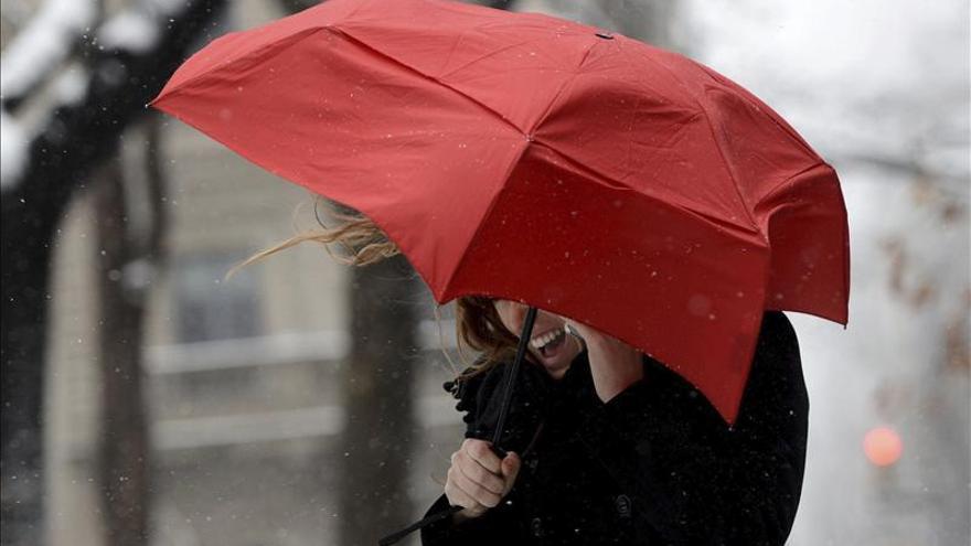 El tiempo cambia por San Isidro con tormentas y frío hasta el domingo