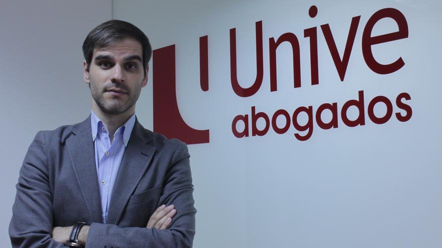 Javier Zambudio, abogado murciano que defendió el pago de la retroactividad en las cláusula suelo en el TJUE / E. R.