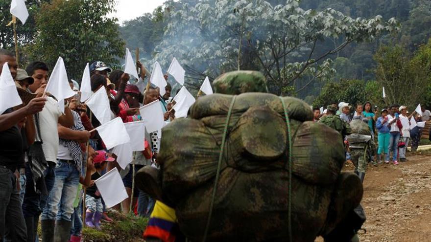 Colombia espera que el Gobierno y las FARC acuerden una nueva fecha de entrega de armas