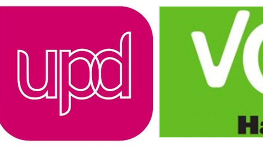 UPyD PP y VOX