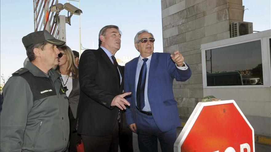 Imbroda anuncia la creación de un nuevo paso fronterizo en Melilla