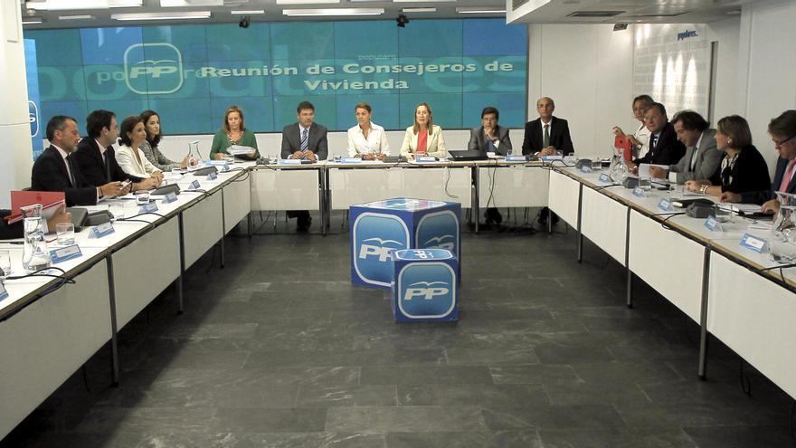 El PP pide a las comunidades autónomas aportaciones para la ley de alquiler