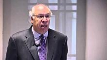 El investigador de la Universidad Carlos III y organizador del IROS2018, Carlos Balaguer